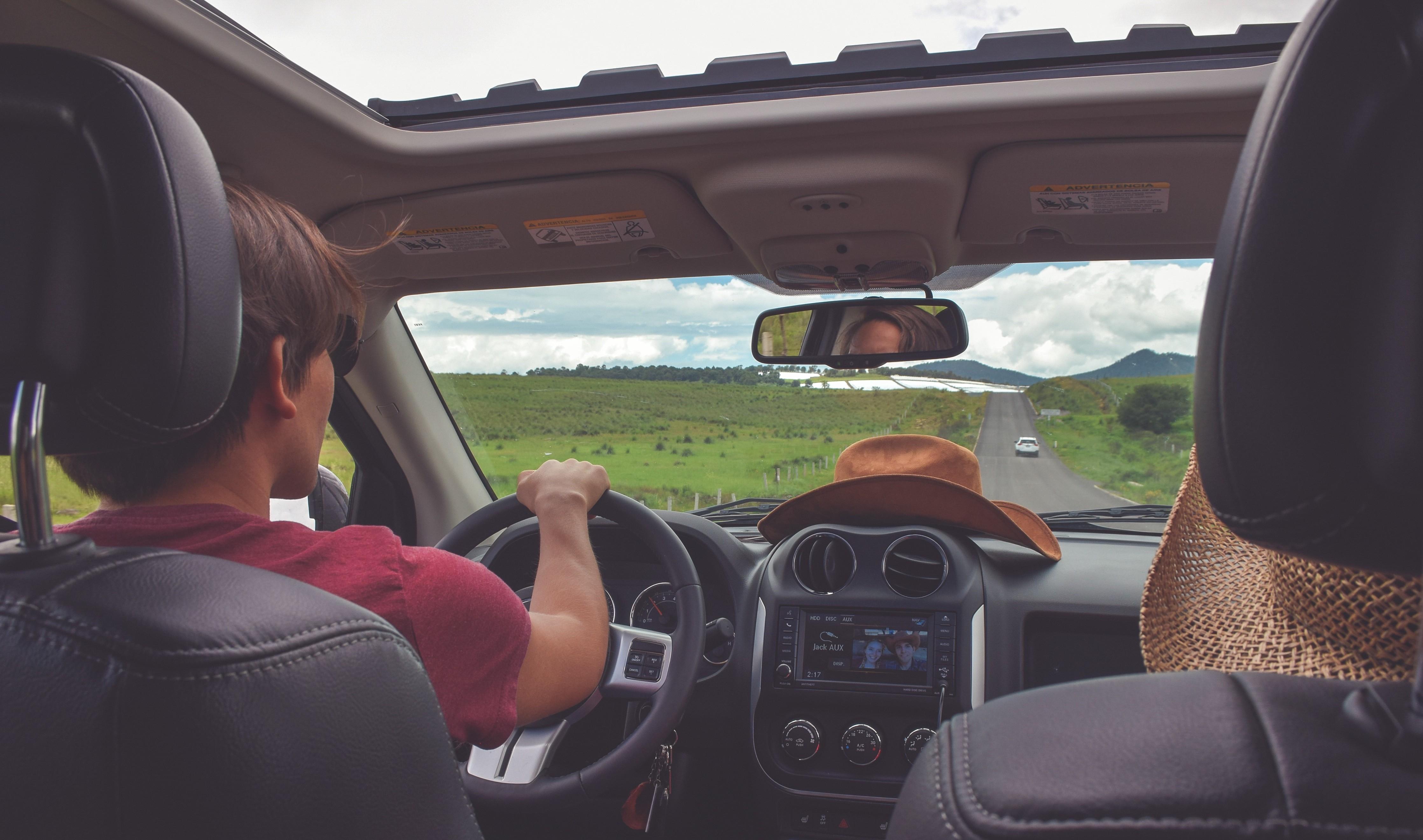 Conduce con seguridad: tu vida depende de ello